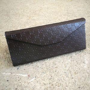 Gucci | Trifold Logo Hard Case